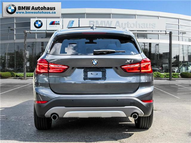 2018 BMW X1 xDrive28i (Stk: P8498) in Thornhill - Image 6 of 28