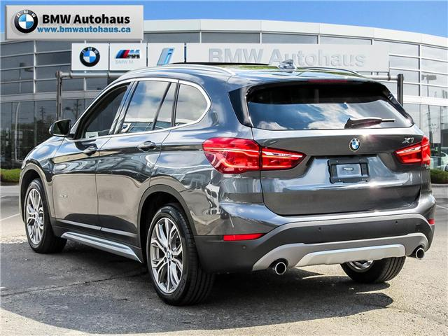 2018 BMW X1 xDrive28i (Stk: P8498) in Thornhill - Image 7 of 28