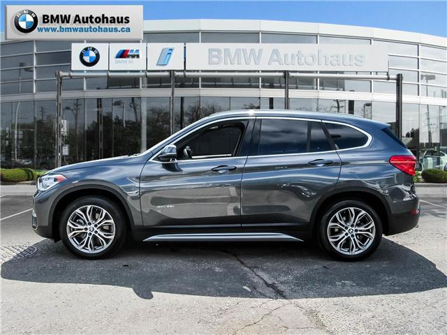 2018 BMW X1 xDrive28i (Stk: P8498) in Thornhill - Image 8 of 28