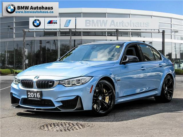 2016 BMW M3 Base (Stk: P8502) in Thornhill - Image 1 of 24