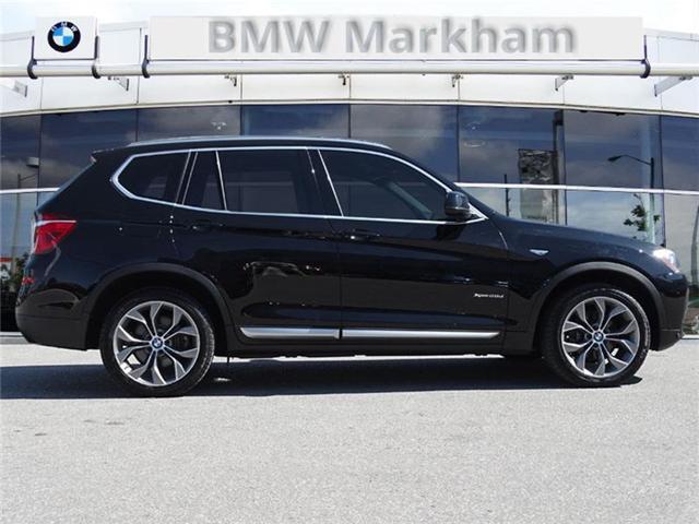 2015 BMW X3 xDrive28d (Stk: O11476) in Markham - Image 2 of 18