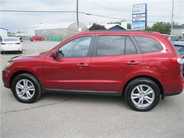2010 Hyundai Santa Fe GL 3.5 Sport (Stk: 18233A) in Stratford - Image 3 of 21