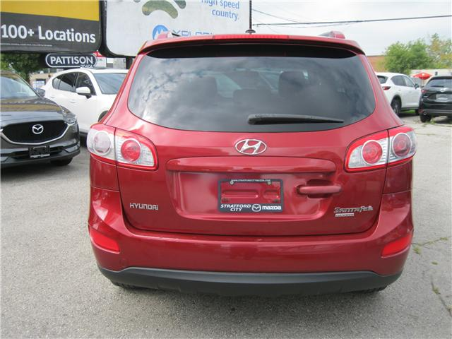 2010 Hyundai Santa Fe GL 3.5 Sport (Stk: 18233A) in Stratford - Image 4 of 21