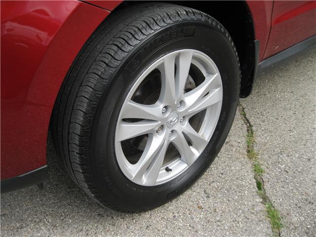 2010 Hyundai Santa Fe GL 3.5 Sport (Stk: 18233A) in Stratford - Image 5 of 21