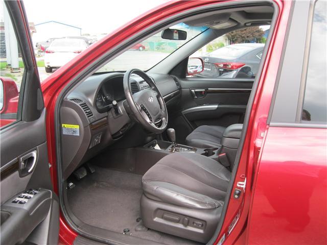 2010 Hyundai Santa Fe GL 3.5 Sport (Stk: 18233A) in Stratford - Image 6 of 21