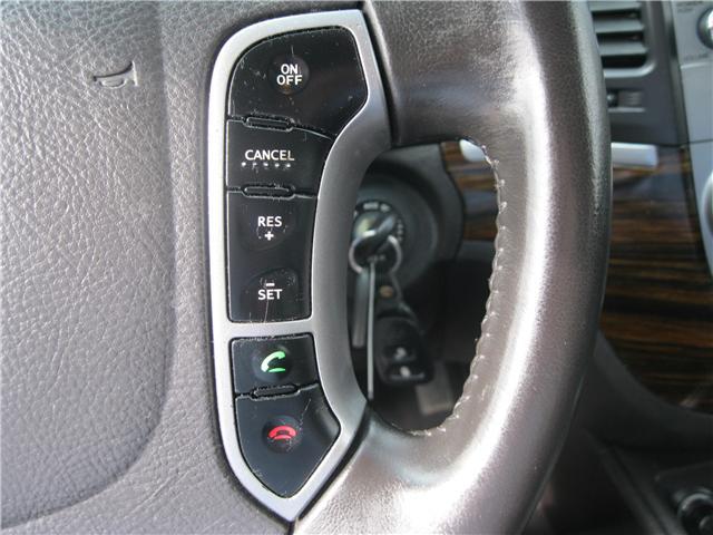 2010 Hyundai Santa Fe GL 3.5 Sport (Stk: 18233A) in Stratford - Image 10 of 21