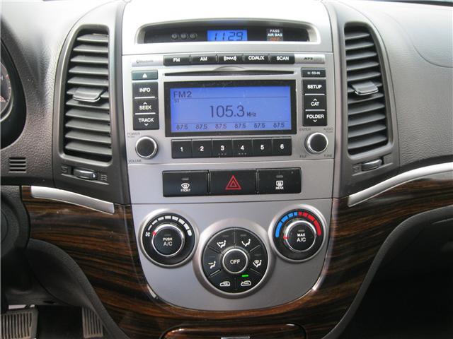 2010 Hyundai Santa Fe GL 3.5 Sport (Stk: 18233A) in Stratford - Image 11 of 21