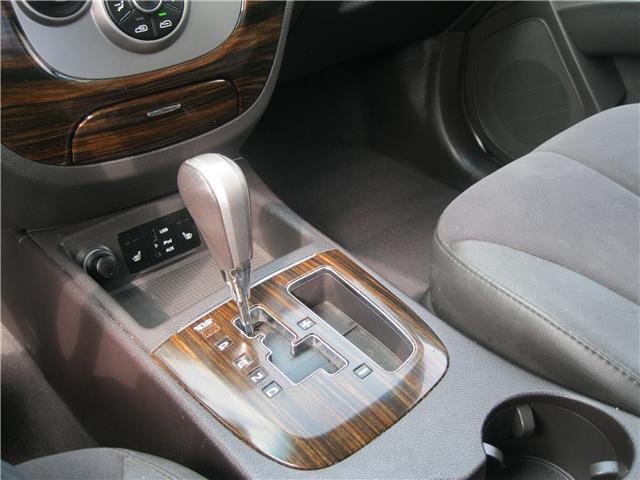 2010 Hyundai Santa Fe GL 3.5 Sport (Stk: 18233A) in Stratford - Image 13 of 21