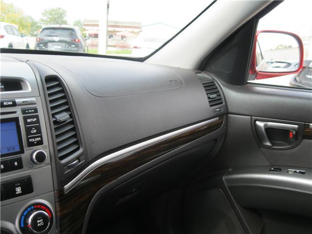 2010 Hyundai Santa Fe GL 3.5 Sport (Stk: 18233A) in Stratford - Image 14 of 21