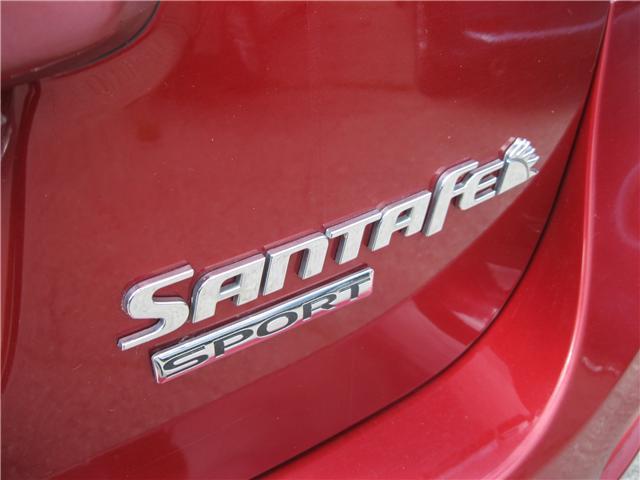2010 Hyundai Santa Fe GL 3.5 Sport (Stk: 18233A) in Stratford - Image 20 of 21