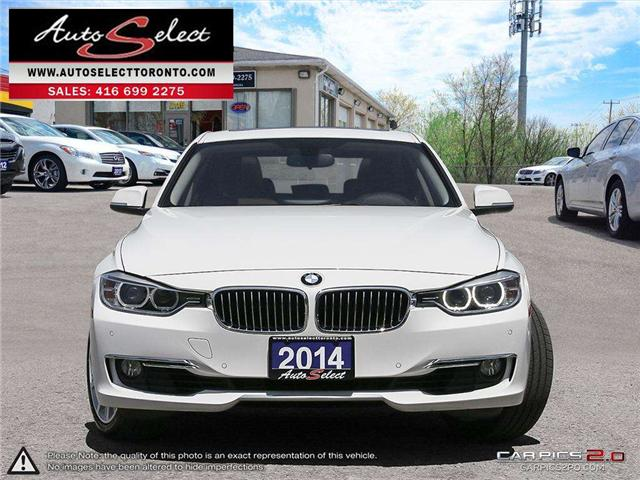 2014 BMW 328i xDrive (Stk: 14BSW1T) in Scarborough - Image 2 of 28