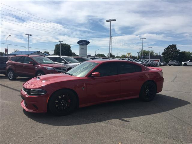 2016 Dodge Charger SRT Hellcat (Stk: 18583B) in Perth - Image 1 of 10