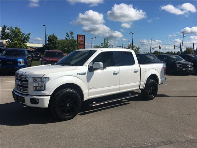 2017 Ford F-150 Limited (Stk: 18583A) in Perth - Image 1 of 9