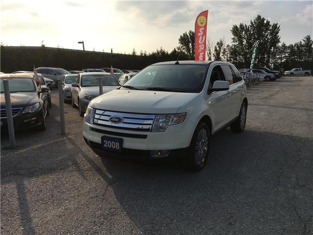 2008 Ford Edge Limited AWD (Stk: P3569) in Newmarket - Image 1 of 19