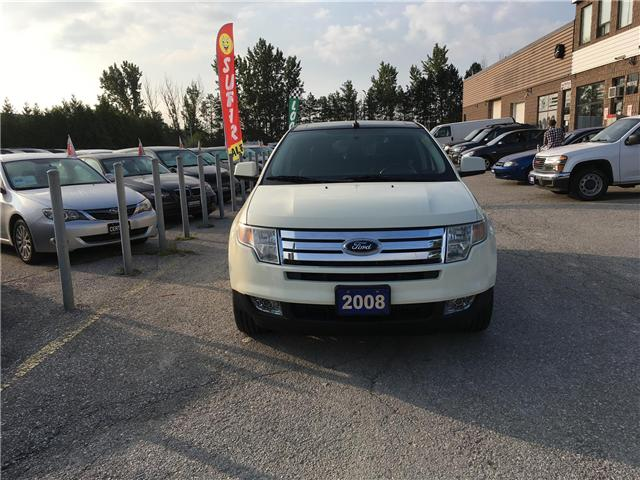 2008 Ford Edge Limited AWD (Stk: P3569) in Newmarket - Image 2 of 19