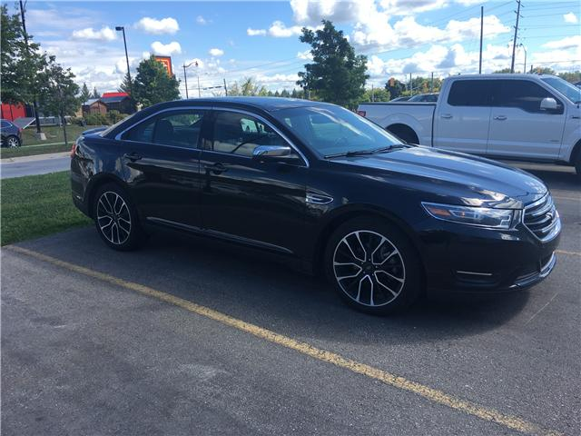 2017 Ford Taurus Limited (Stk: A5930R) in Perth - Image 1 of 9