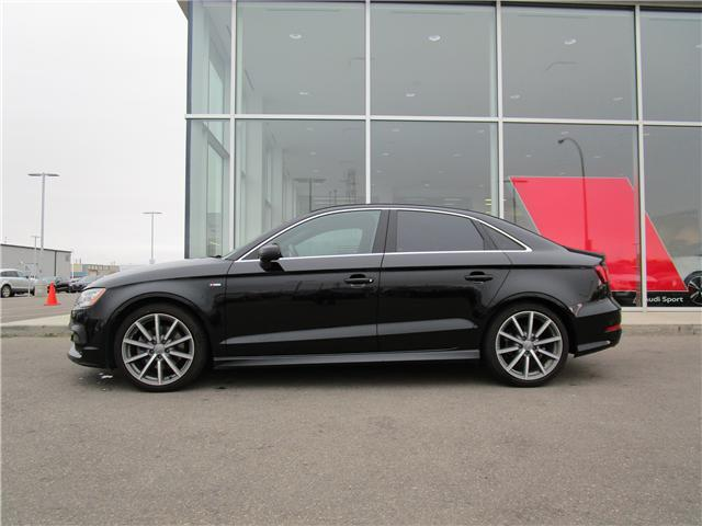 2016 Audi A3 2.0T Progressiv (Stk: 1805541) in Regina - Image 2 of 20