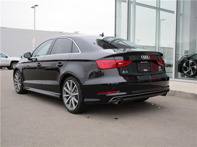2016 Audi A3 2.0T Progressiv (Stk: 1805541) in Regina - Image 3 of 20