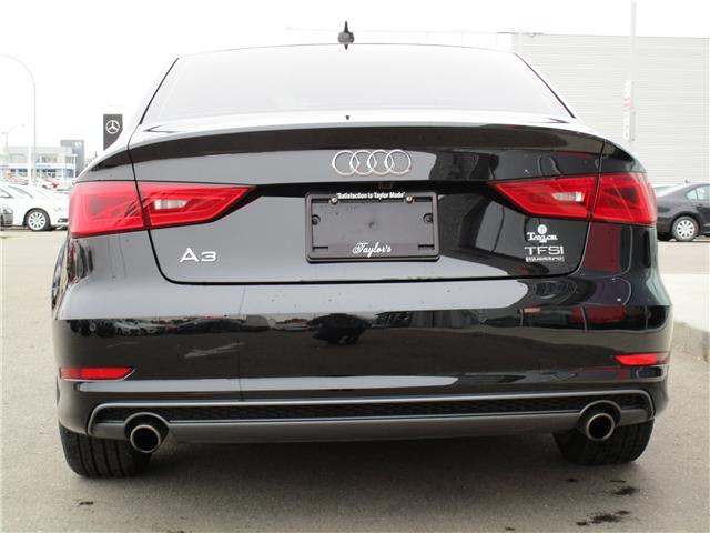 2016 Audi A3 2.0T Progressiv (Stk: 1805541) in Regina - Image 4 of 20