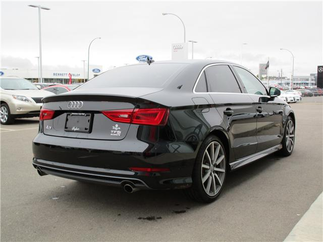 2016 Audi A3 2.0T Progressiv (Stk: 1805541) in Regina - Image 5 of 20