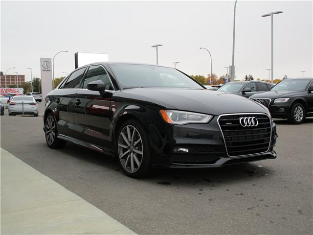 2016 Audi A3 2.0T Progressiv (Stk: 1805541) in Regina - Image 6 of 20