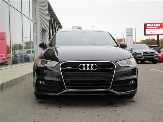 2016 Audi A3 2.0T Progressiv (Stk: 1805541) in Regina - Image 7 of 20