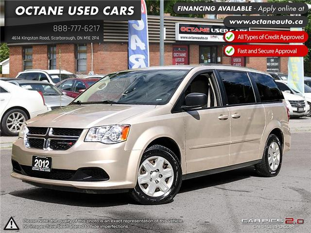 2012 Dodge Grand Caravan SE/SXT (Stk: ) in Scarborough - Image 1 of 25