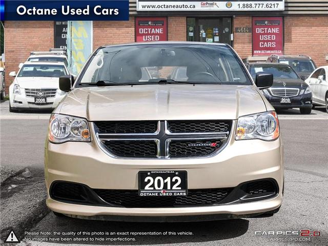 2012 Dodge Grand Caravan SE/SXT (Stk: ) in Scarborough - Image 2 of 25