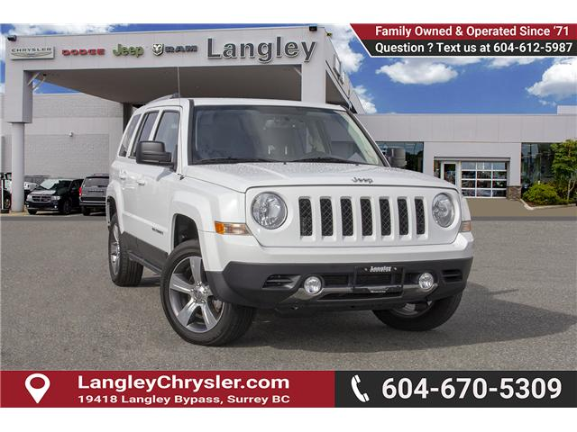 2016 Jeep Patriot Sport/North (Stk: EE896330A) in Surrey - Image 1 of 24