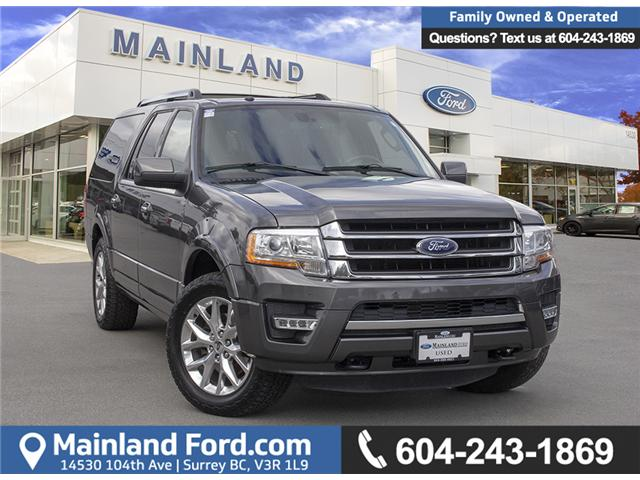 2017 Ford Expedition Max Limited (Stk: P3139) in Surrey - Image 1 of 29