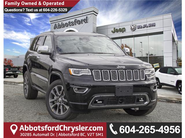 2018 Jeep Grand Cherokee Overland (Stk: J449273) in Abbotsford - Image 1 of 23