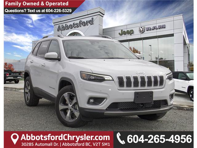 2019 Jeep Cherokee Limited (Stk: K277998) in Abbotsford - Image 1 of 24