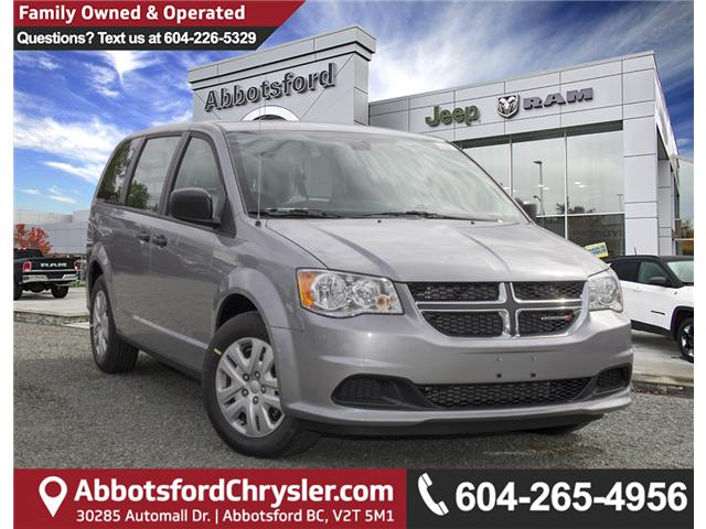 2019 Dodge Grand Caravan CVP/SXT (Stk: K509240) in Abbotsford - Image 1 of 23