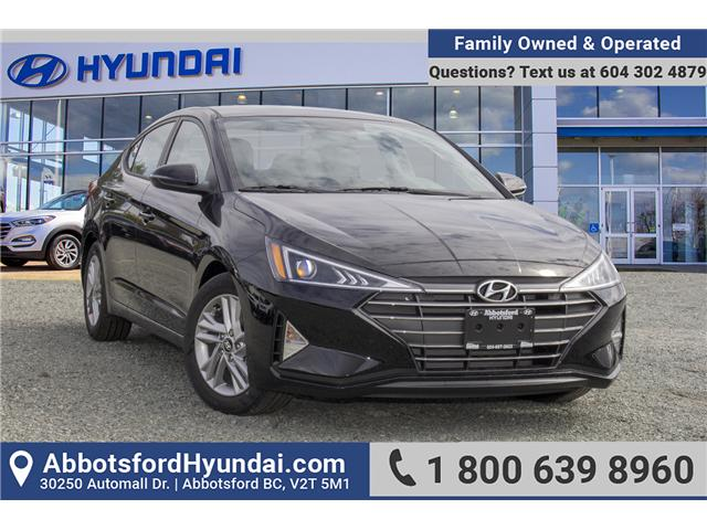 2019 Hyundai Elantra  (Stk: KE740831) in Abbotsford - Image 1 of 21