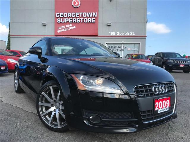 2009 Audi TT 2.0T (S tronic) | QUATTRO | LEATHER | AUTO | RARE (Stk: P11378) in Georgetown - Image 2 of 24