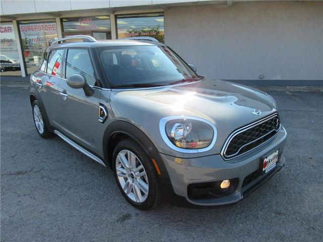 2018 MINI Cooper Countryman ALL4 S | LEATHER | B/U CAM | SUNROOF | (Stk: DR358) in Oakville - Image 2 of 28