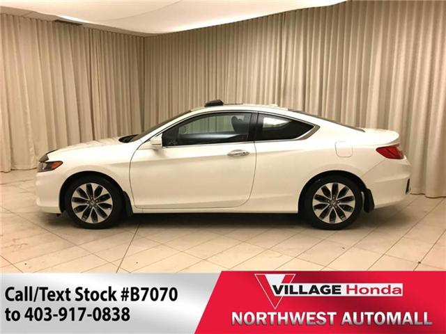 2014 Honda Accord Coupe EX (Stk: B7070) in Calgary - Image 2 of 14