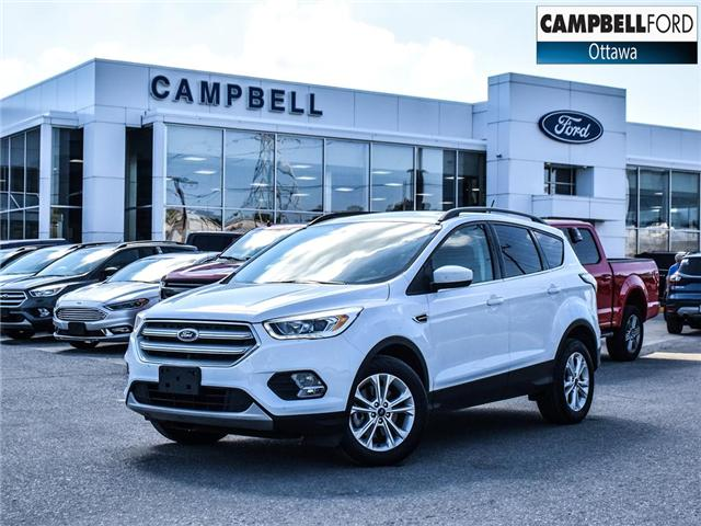 2018 Ford Escape SEL LEATHER-NAV-POWER ROOF-POWER LIFTGATE (Stk: 944010) in Ottawa - Image 1 of 24