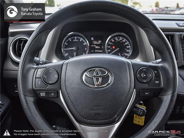 2018 Toyota RAV4 LE (Stk: B2808) in Ottawa - Image 14 of 26