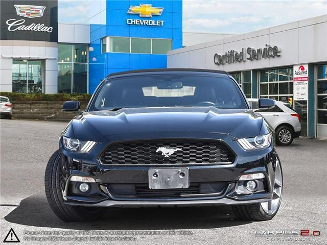 2015 Ford Mustang EcoBoost Premium (Stk: R12030) in Toronto - Image 2 of 28