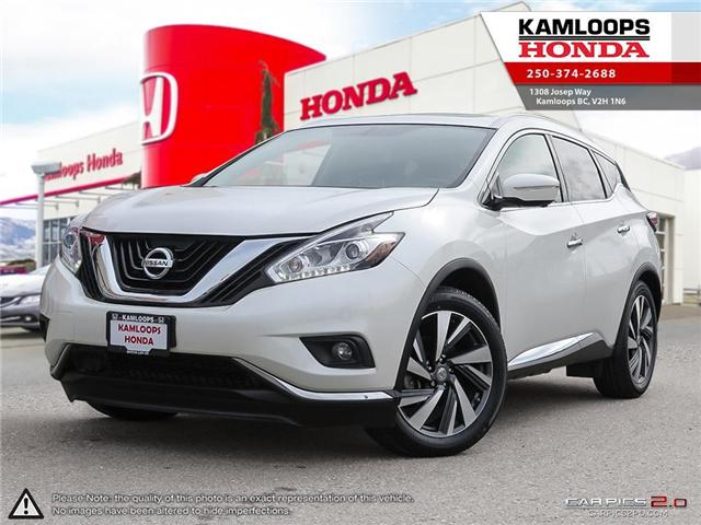 2015 Nissan Murano Platinum (Stk: 14126A) in Kamloops - Image 1 of 25