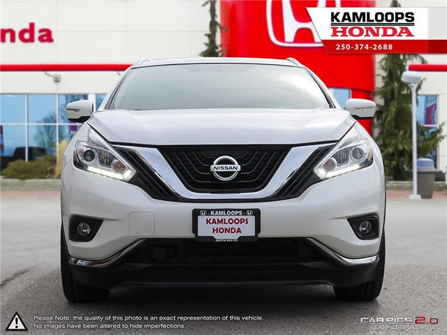 2015 Nissan Murano Platinum (Stk: 14126A) in Kamloops - Image 2 of 25