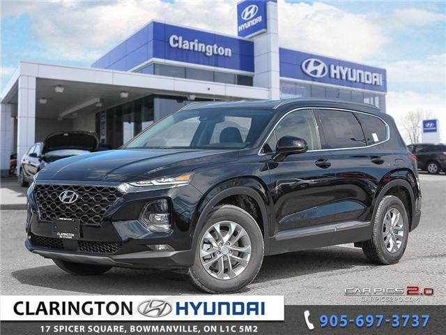 2019 Hyundai Santa Fe ESSENTIAL (Stk: 18625) in Clarington - Image 1 of 27