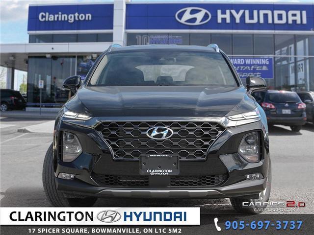 2019 Hyundai Santa Fe ESSENTIAL (Stk: 18625) in Clarington - Image 2 of 27