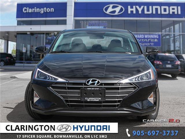 2019 Hyundai ELANTRA PREFERRED  (Stk: 18604) in Clarington - Image 2 of 27