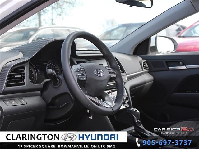 2019 Hyundai Elantra Preferred (Stk: 18622) in Clarington - Image 6 of 27