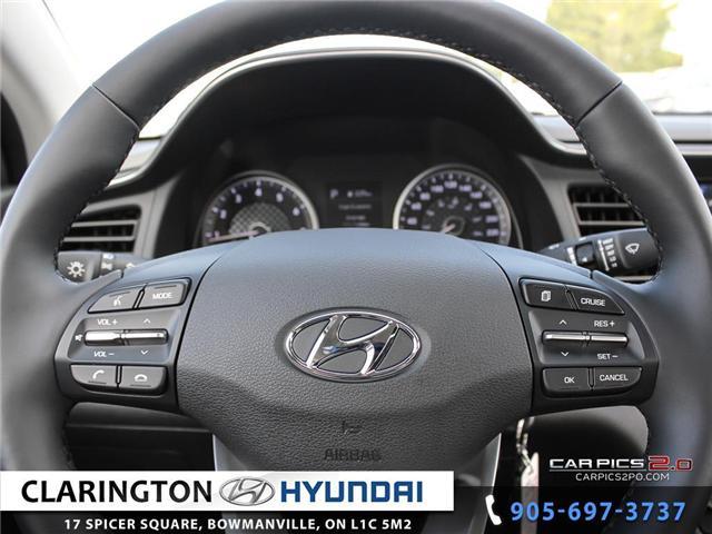 2019 Hyundai Elantra Preferred (Stk: 18622) in Clarington - Image 7 of 27