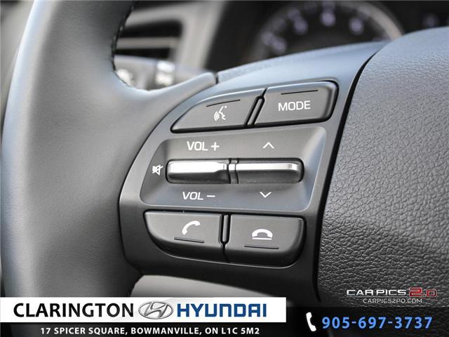 2019 Hyundai Elantra Preferred (Stk: 18622) in Clarington - Image 11 of 27