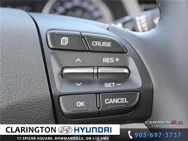 2019 Hyundai Elantra Preferred (Stk: 18622) in Clarington - Image 12 of 27