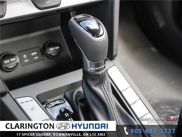 2019 Hyundai Elantra Preferred (Stk: 18622) in Clarington - Image 13 of 27